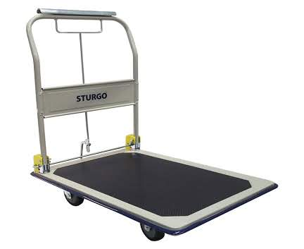 sturgo-single-platform-trolley-hand-brake