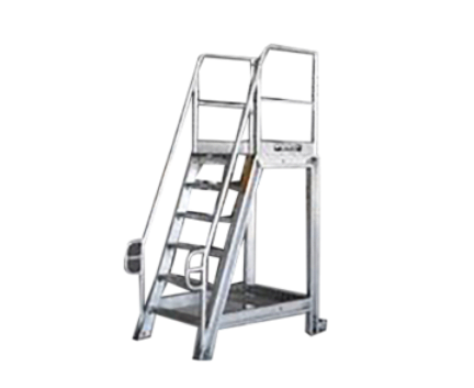 Steprite® Work Platform Ladders