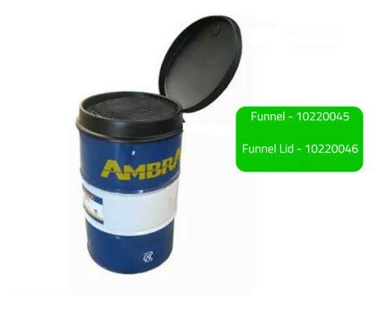 Drum Funnels & Funnel Covers