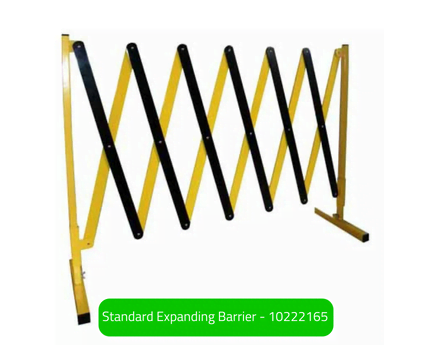 Expanding Barriers