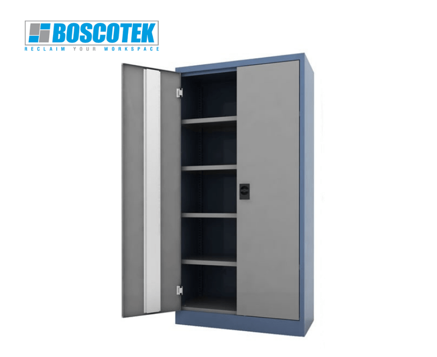 Flat Top Industrial Cabinets