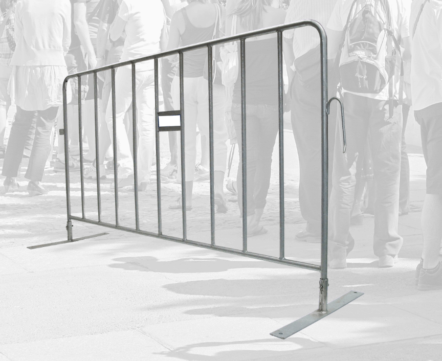Portable Event Fence