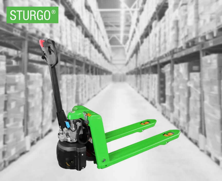 STURGO® Semi Electric Pallet Jack 1.5T