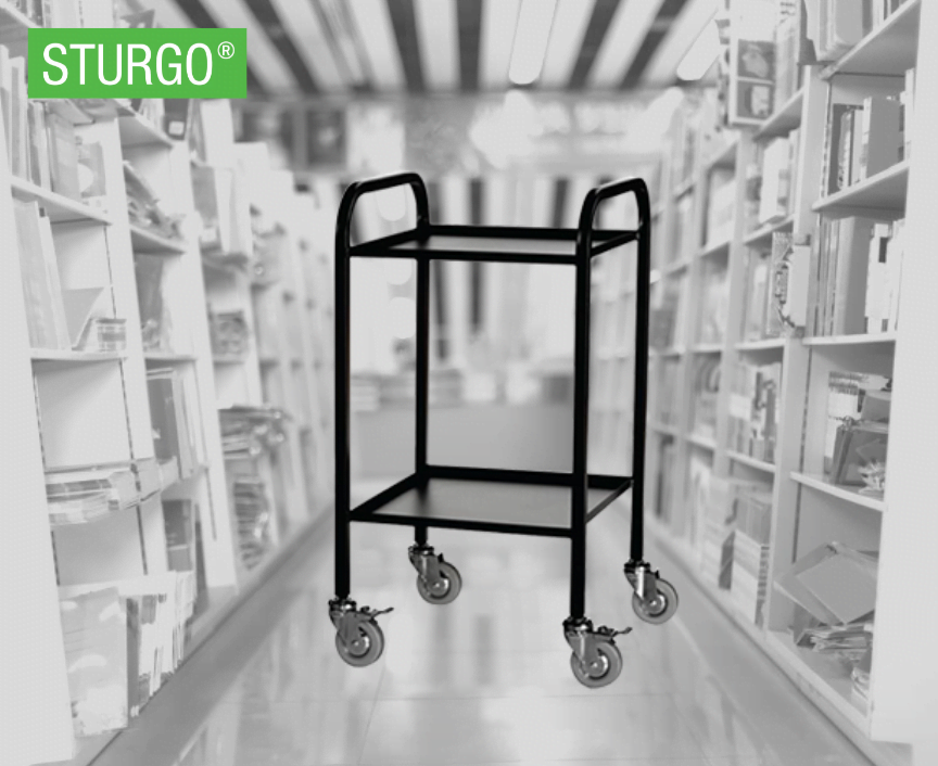 STURGO® Compact Projector Trolley