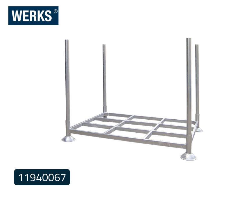 WERKS® Stackable Stillage