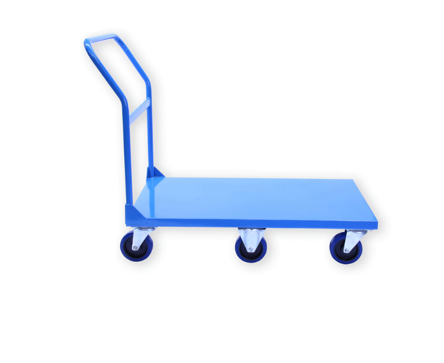 Warehouse Flatbed Trolleys