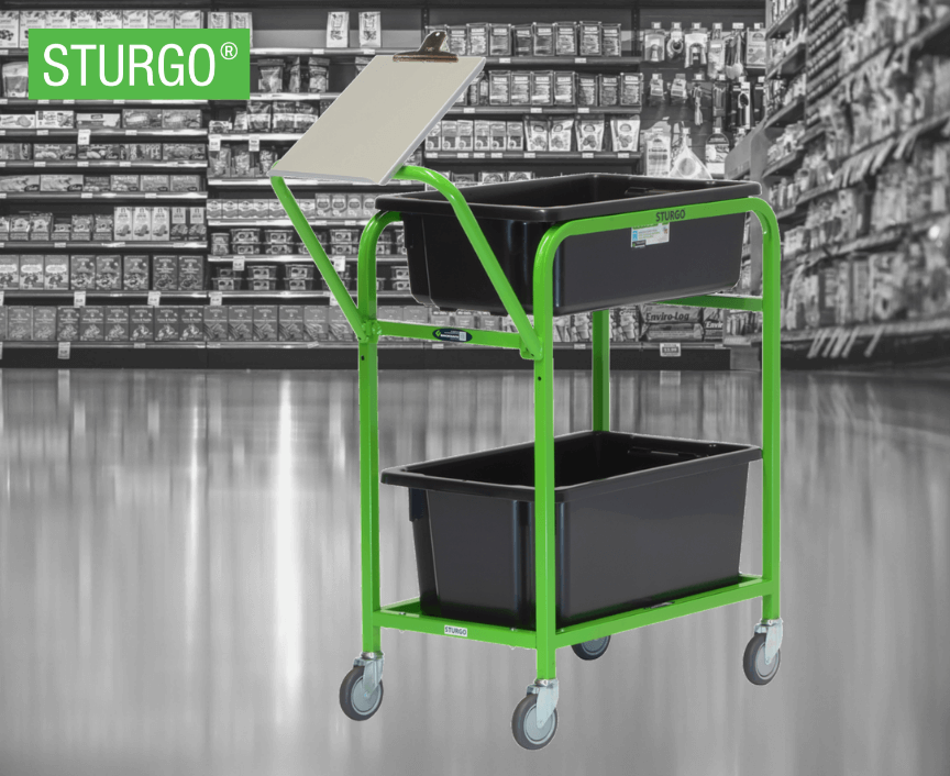 STURGO® Order Picking Trolley