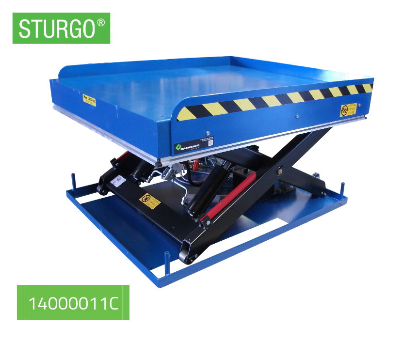 Custom STURGO® Hydraulic Scissor Lift Table