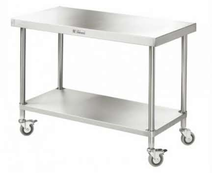 Stainless Steel Mobile Workbenches