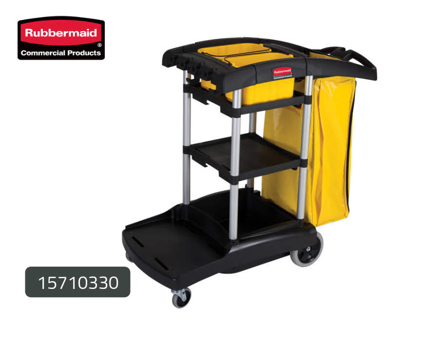 Rubbermaid® Janitors Trolley