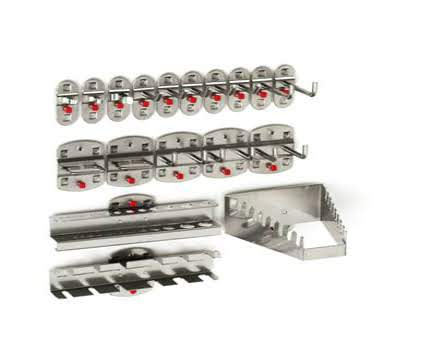 WERKS® Toolholder Assortments For Perforated Panels