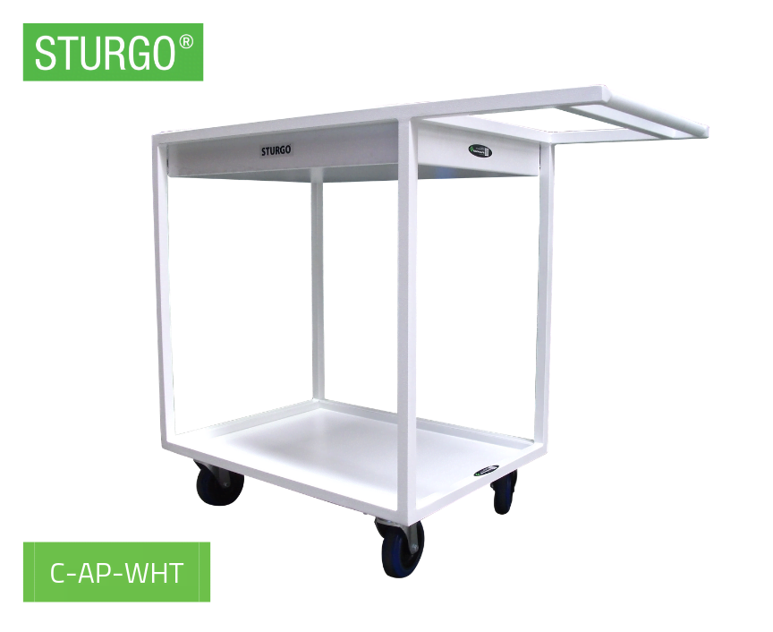 Custom STURGO® Mail Trolley