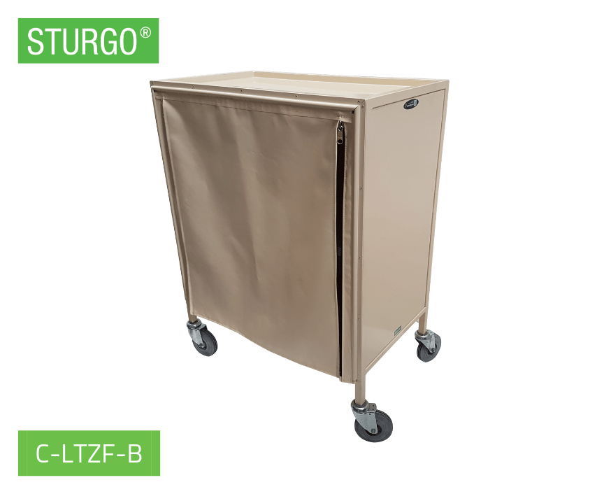 Custom STURGO® Linen Trolley