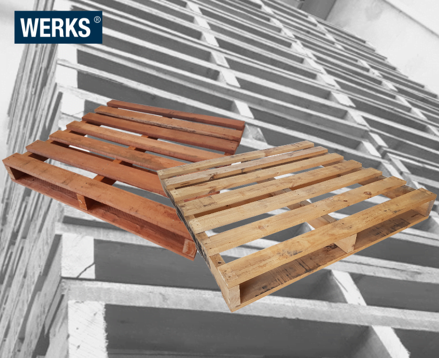 WERKS® Timber Pallets