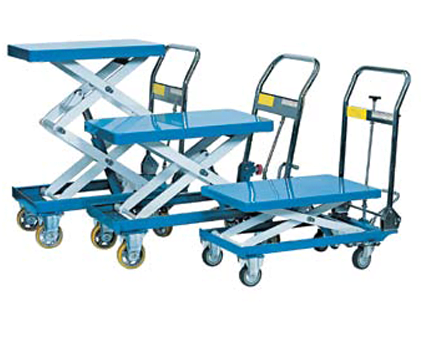 Premium Scissor Lift Trolley