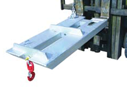 Forklift Jib Attachments