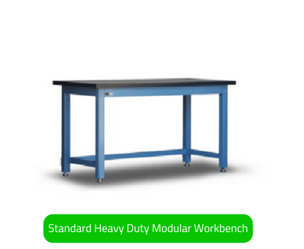 Heavy Duty Modular Workbench