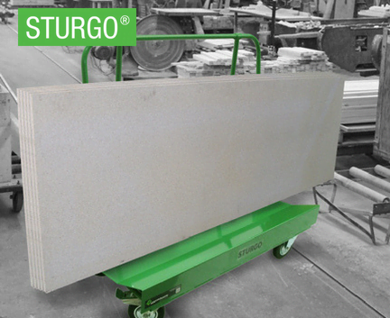 STURGO® Panel / Table Trolley