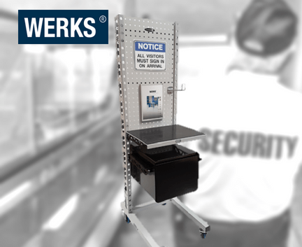 WERKS® Sign In Desk