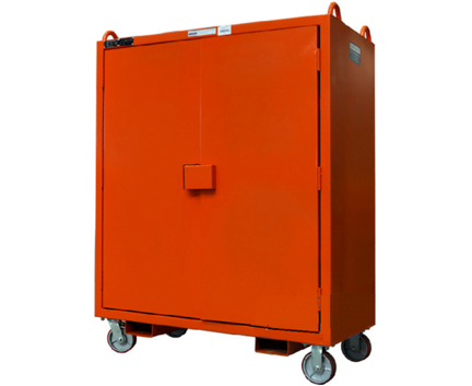 Mobile Site Tool Box - Forklift and Crane Attachment