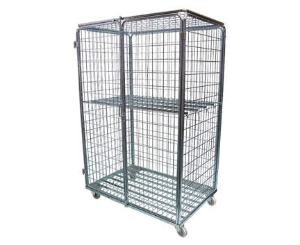 Documents  sc 1 st  Backsafe Australia & Buy A STURGO® Security Double Door Roll Cage Trolley - Materials ...