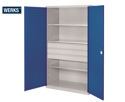 WERKS® High Capacity Cabinets