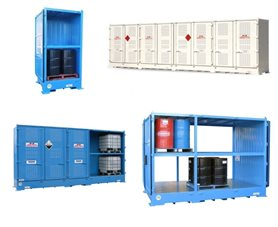 Relocatable Dangerous Goods Store