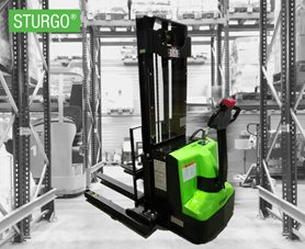 STURGO® High Frequency Electric Straddle Stacker