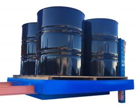 Drum Racking Bund