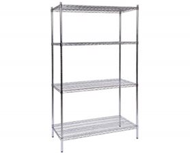 WERKS® Cleanspan Shelving - Stationary