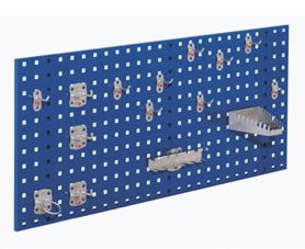 WERKS® Perforated Panel System