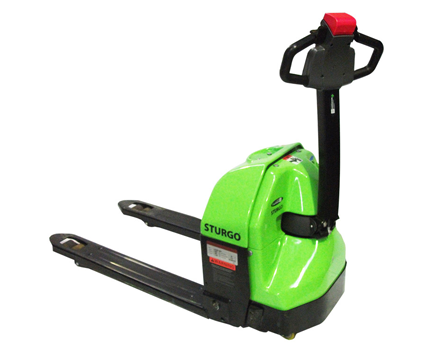 sturgo compact electric pallet truck 1.8t