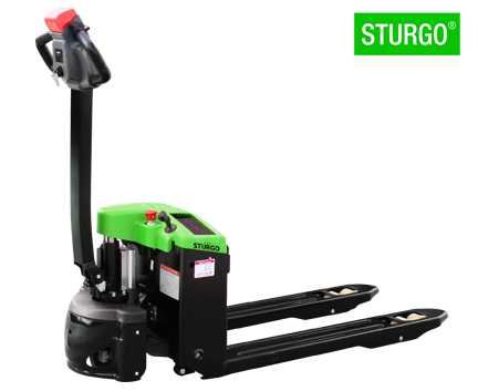 sturgo compact electric pallet truck